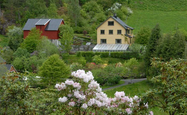 Svinviks arboret.  Arkivfoto: Jon Olav Ørsal