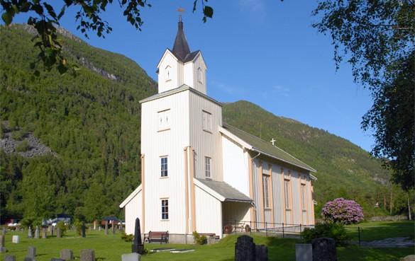 Konfirmasjon i Todalen kyrkje