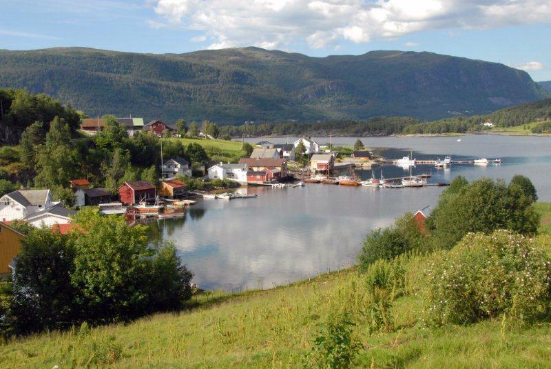Turtips – Otnesbrygga i Valsøyfjorden