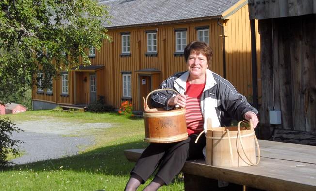 Søndag  er  det  museumsdag  på  Åsen