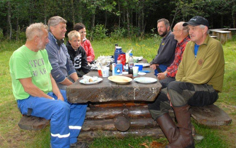 SJFF med familiedag på Kårvatn
