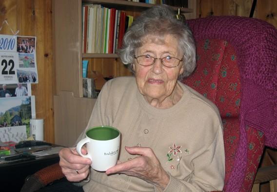 Ny  kopp  på  95-årsdagen!