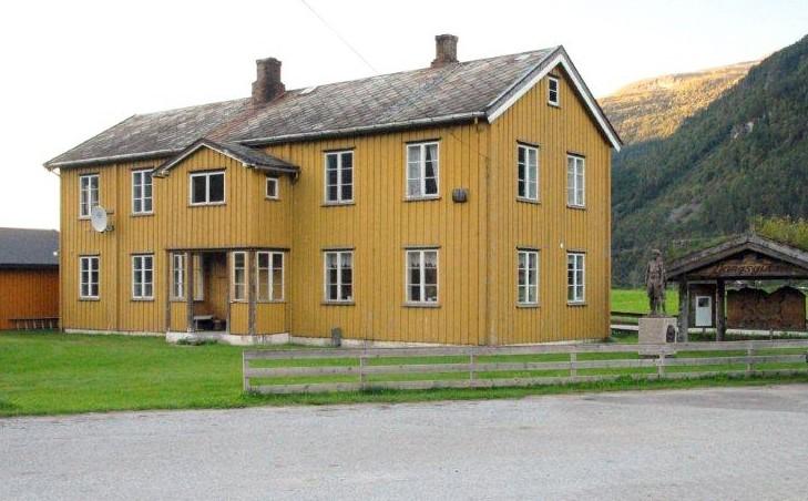 Stiftinga  Gammelskulen  lokalhistorisk-  og  fleirkulturelt  senter