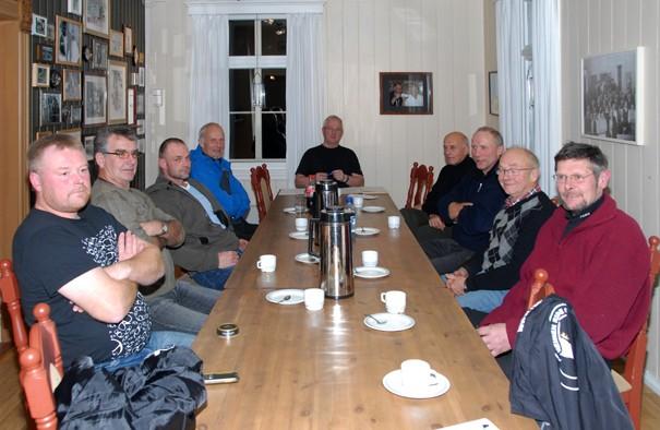 Søya  og  Todalen  skyttarlag  med  årsmøte