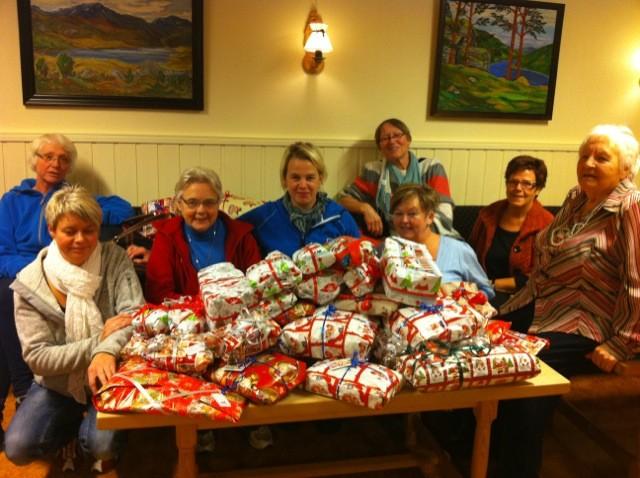 Julegaveinnsamling