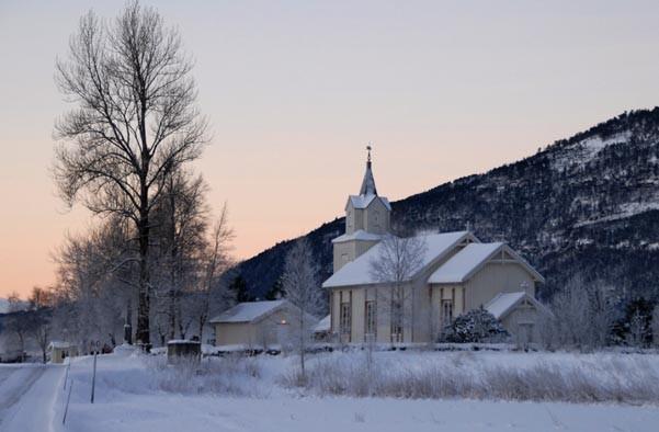 Gudsteneste komande søndag – oppdatert