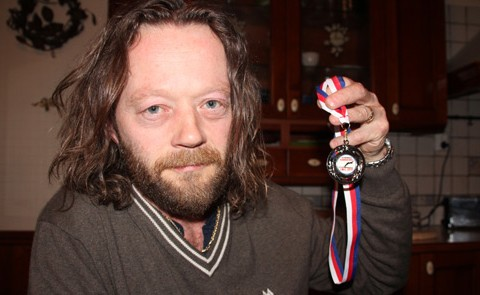 Jo Kåre tok sølvmedalje i VM