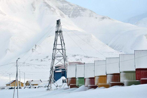 Reisebrev  fra  Svalbard
