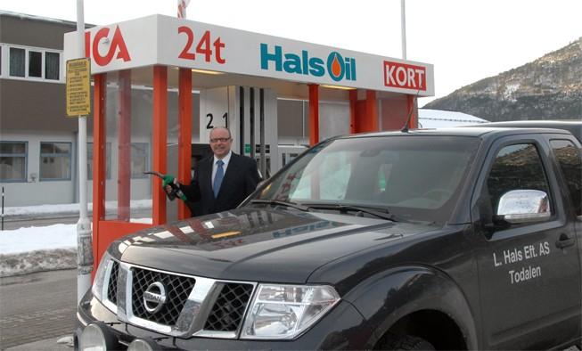 Shell kjøper HalsOil