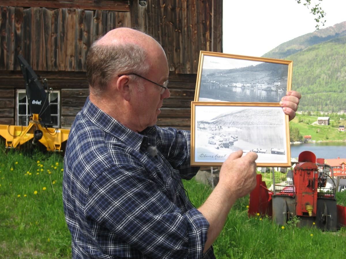 Historievandring på Todalsøra søndag 29. mai.