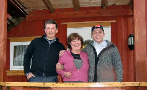 Todalen Brygge som tysk turistmål?