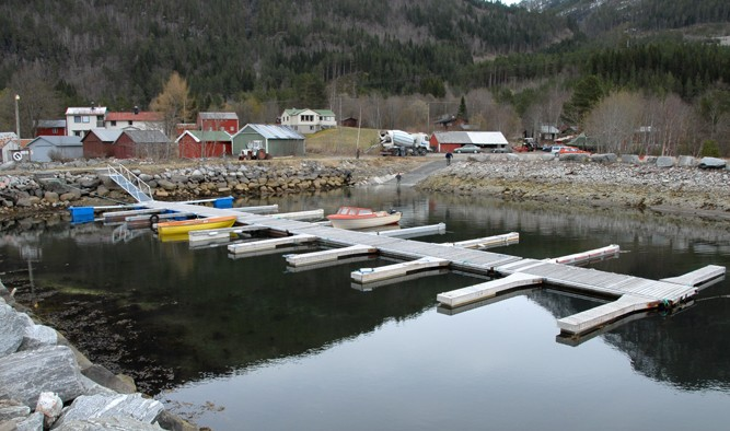 Dugnad i småbåthamna – laurdag 11. juni