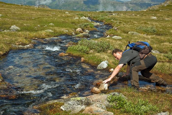 Historisk vandring med Trollheimsporten