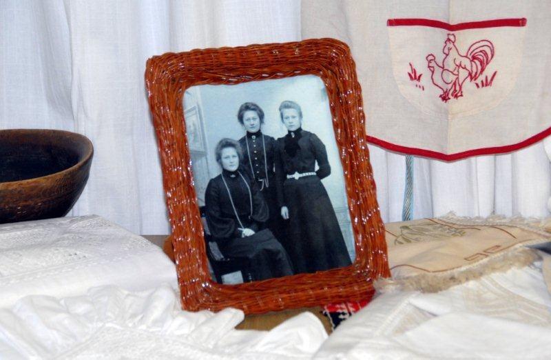 Slektstreff etter 3 søstre…