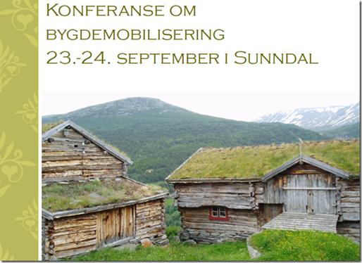 Invitasjon  til  konferanse