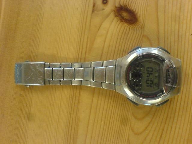 Har du mista klokka di?