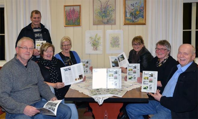 Historielaget: Lanserer årsskrift for 2011