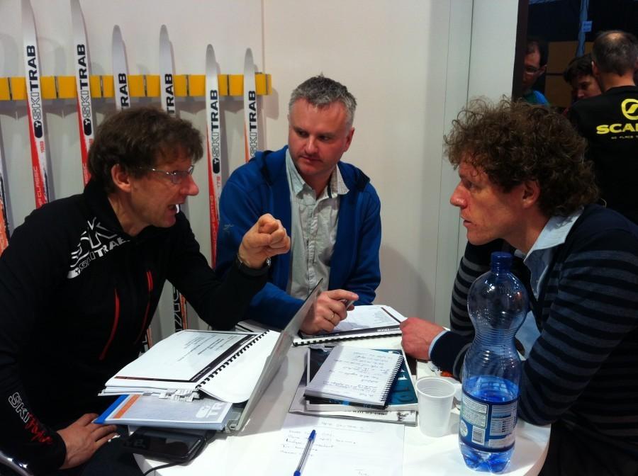 ISPO  2012-  der  kjentfolk  møtes