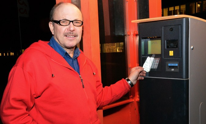 HalsOil – Kortautomat igjen frå torsdag 18. januar