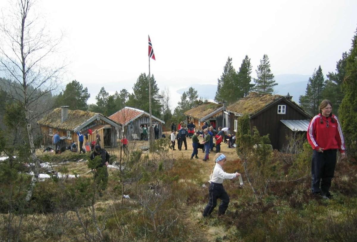 Nordviksetra  - arkivfoto frå 2012.  foto: Jon Olav Ørsal