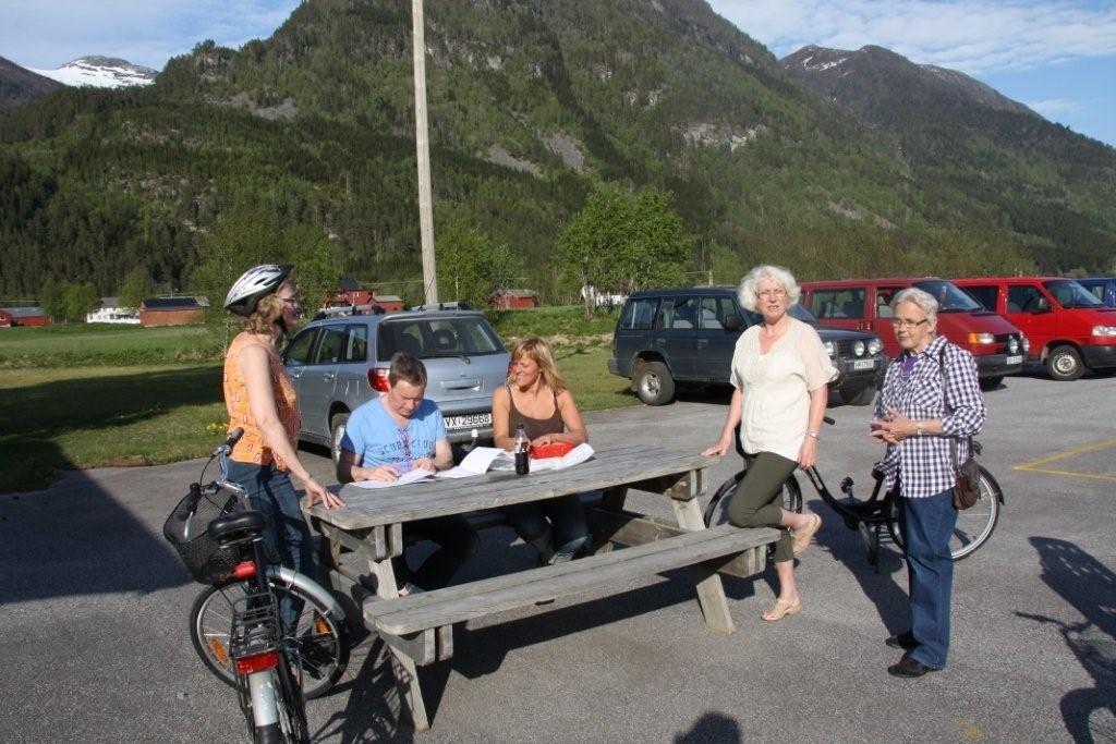 Sesongstart for sykkeltrimmen