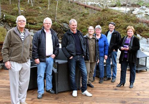 Søndag:  Historielaget  inviterer  til  Brusetmarka