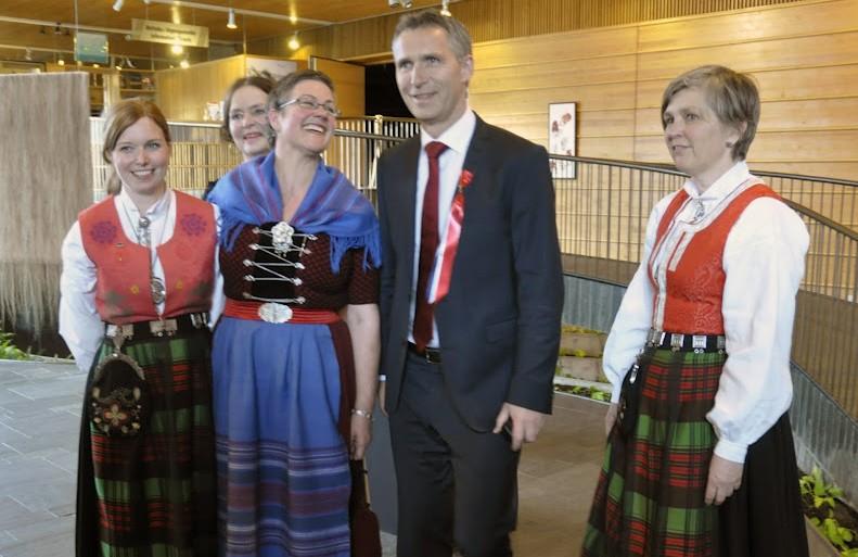 Toril  feira  dagen  på  Færøyene