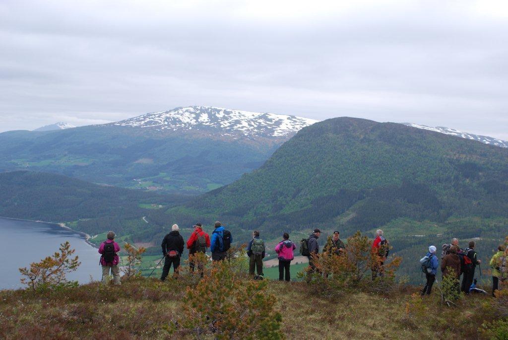 Historisk vandring til Nordviksetra