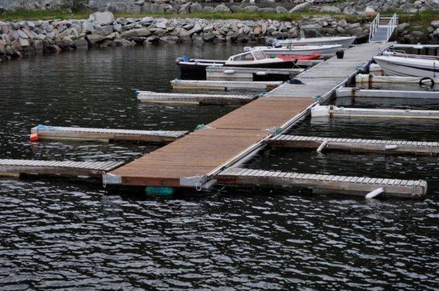 Båthavna nærmer seg åpning