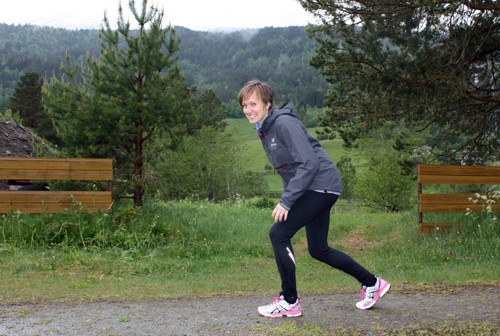Bli med på Ræta Opp den 27. juni, seier Ingvild Kårvatn.  Arkivfoto: Elinor Bolme