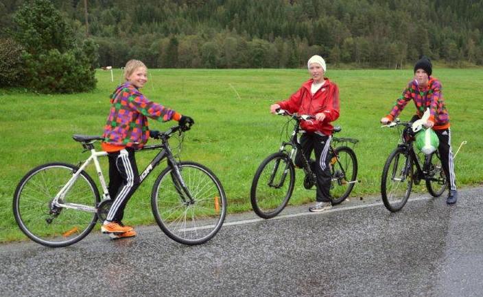 Onsdag: Bli med på sykkeltrim!