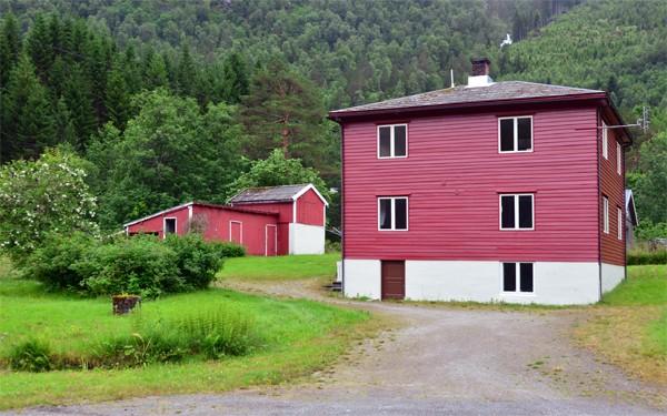 Hus til salgs i Brusetmarka