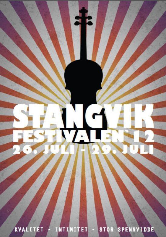 Vorspiel på Stangvikfestivalen, i Todalen!