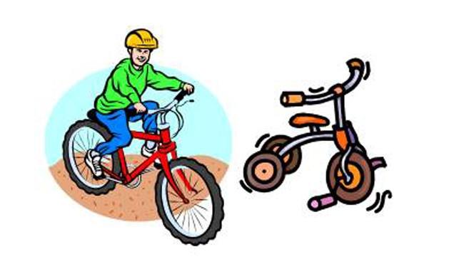 Sykkeltrim – siste før ferien