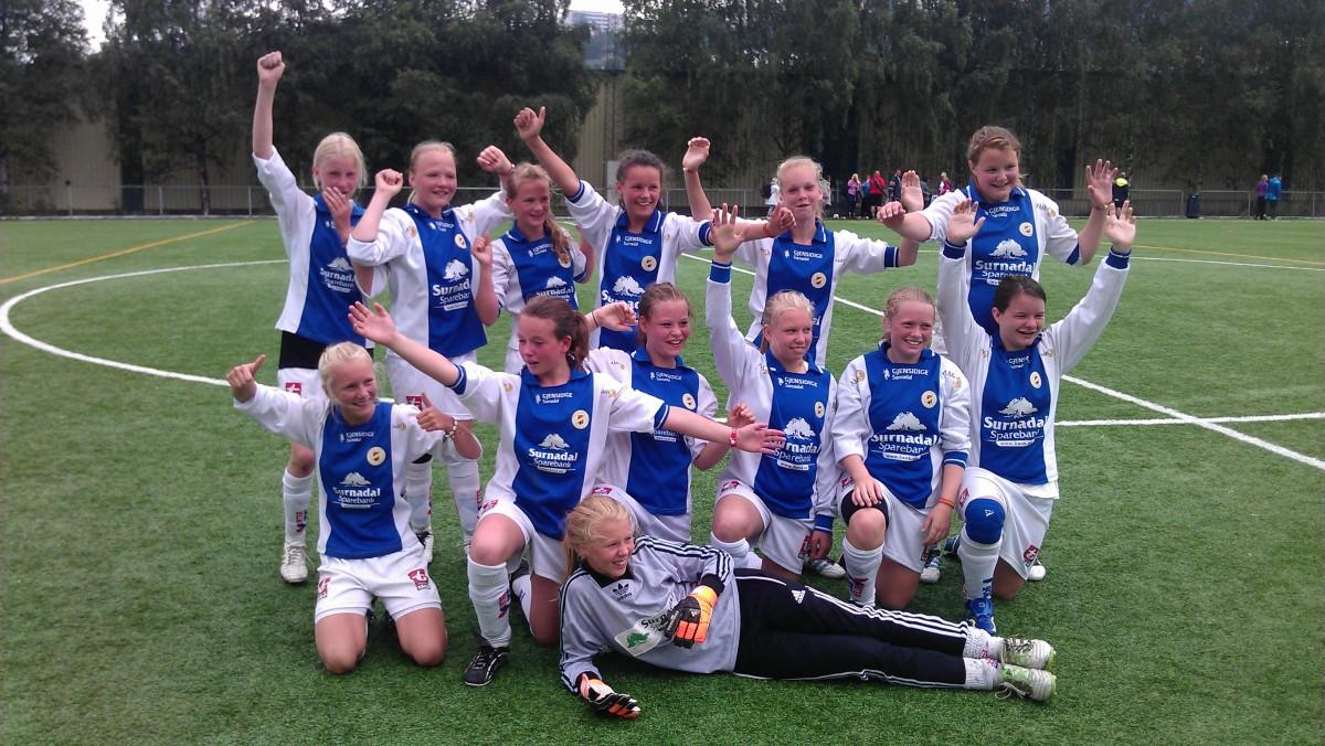 J13 videre med seier over Lillestrøm!