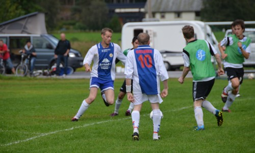 A-laget seira over Dahle 2