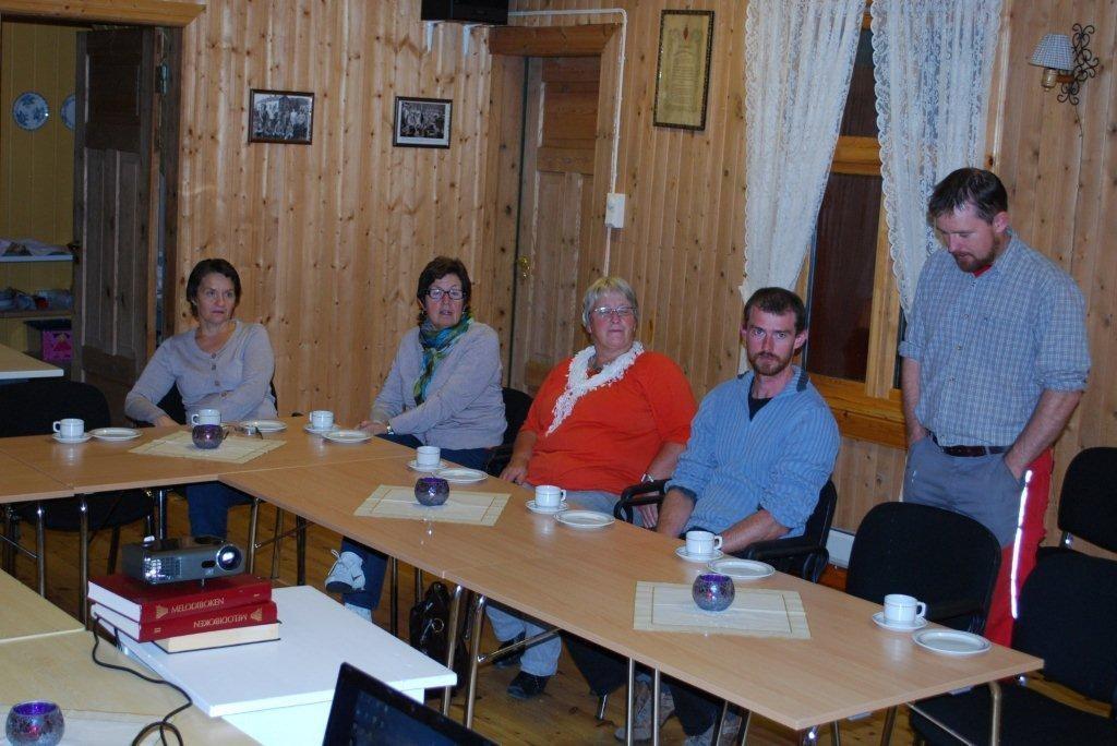Prosjekt  stimerking  på  Nordvik
