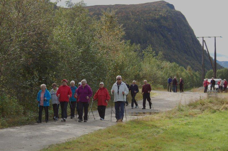 På tur langs Søya
