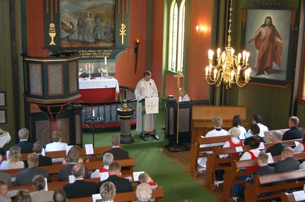 Lovnadsordet  –  ei  meiningsytring  frå  organisten