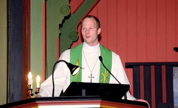 Kveldsmesse med ny liturgi