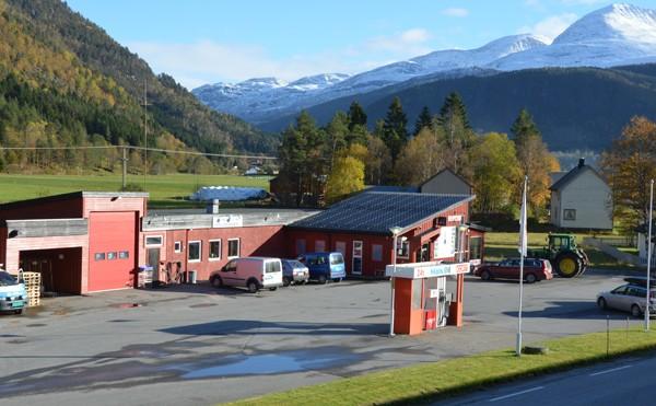 Matkroken L. Hals Eftf   Arkivfoto: Jon Olav Ørsal
