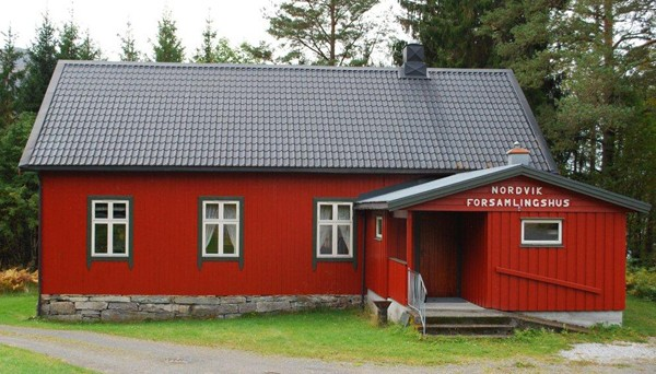 Basar på Nordvik