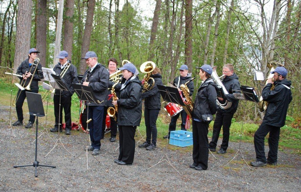 Underholdningskveld  på  Nordvik