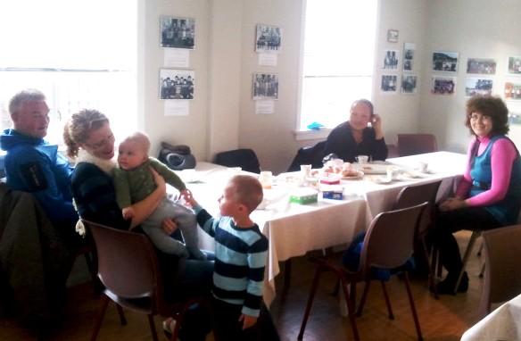 Familiedag i Skulstuå