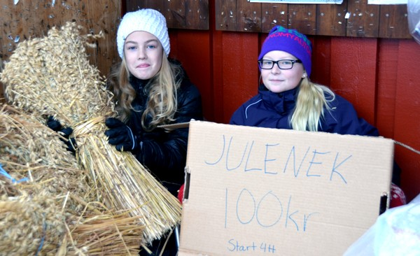 Tid for julenek