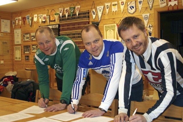 Fornya avtale om fotballsamarbeid