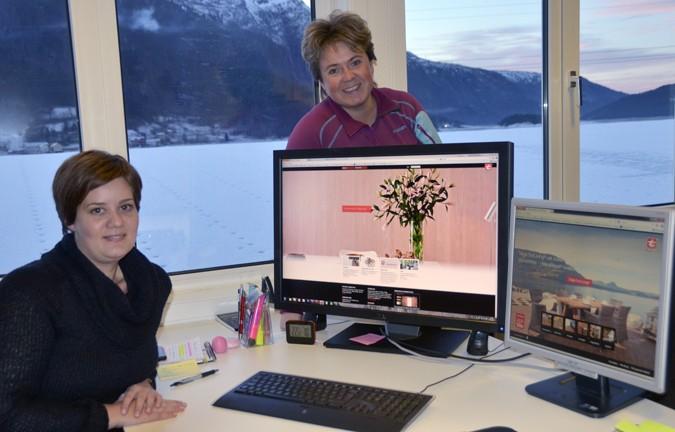 Talgø: Premiere for nye websider