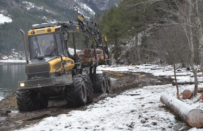 Skogkompaniet endrar eigarstruktur