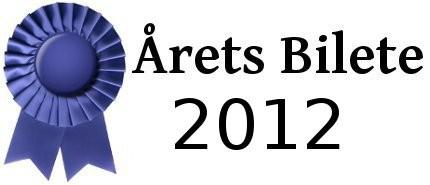 Stem på Årets bilete 2012