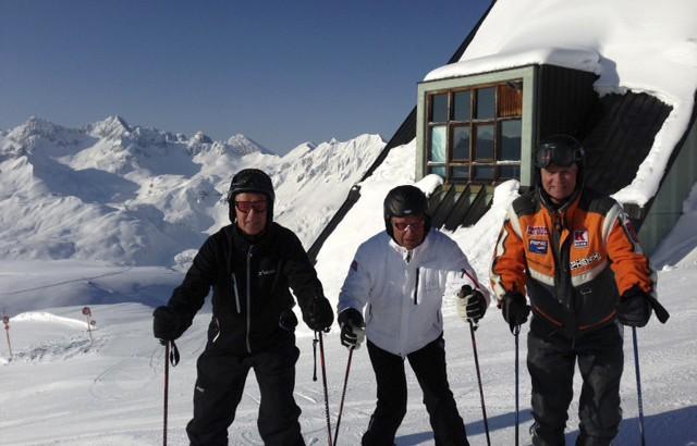 Vinterferie:  Lech  vs  Todalen